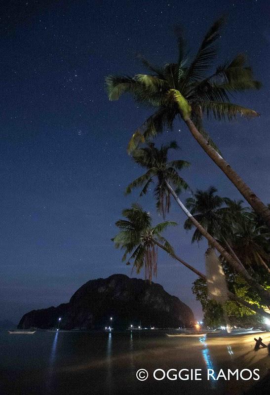 El Nido Corong Corong Night Palms