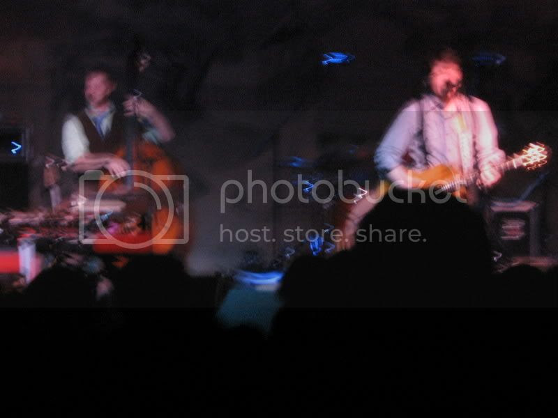 Photo by Rullsenberg: The Decemberists, Wulfrun Hall, Wolves 5 Oct2007