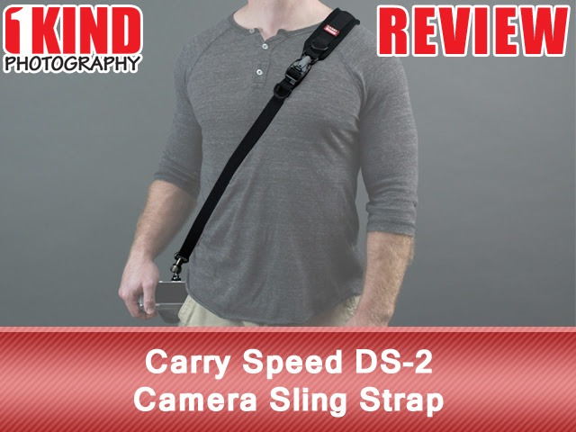 Carry Speed DS-2 Camera Sling Strap