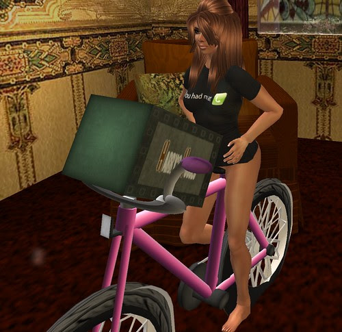 Geekgasm 09 Harrys beer bike