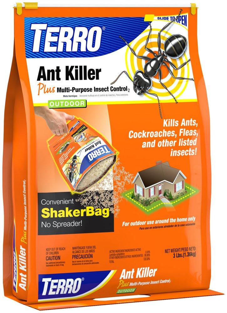 Amazon.com : TERRO T901-6 Ant Killer Plus 3lb. Shaker Bag : Home ...