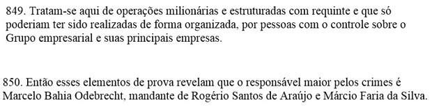 """Juiz afirma que Marcelo Odebrecht é o """"responsável maior pelos crimes"""" cometidos pelo grupo (Foto: Reprodução)"""