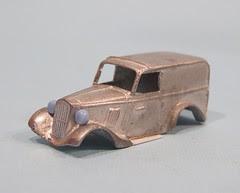Van body