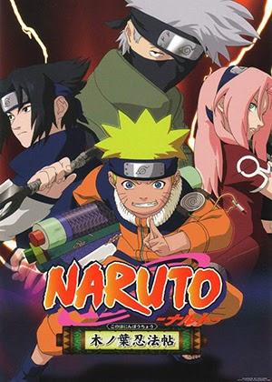 Naruto: Akaki Yotsuba no Clover wo Sagase [01/01] [HD] [Sub Español] [MEGA]