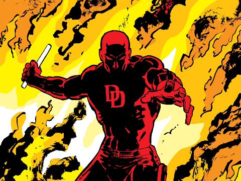 Best Frank Miller Daredevil Comics