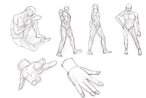 20 イラストお絵描き練習