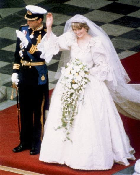 Comparing Meghan Markle and Princess Diana's Wedding