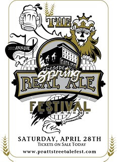 The Chesapeake SPRING Real Ale Festival 2012