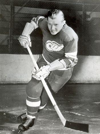 Syd Howe Red Wings, Syd Howe Red Wings