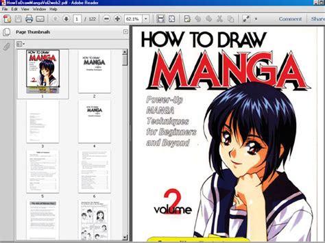 draw manga vol   file software software