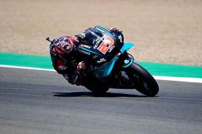 Perdana, Fabio Bawa Tim Satelit Yamaha Ke Atas Podium MotoGP oleh - modifmotorsuzuki.xyz