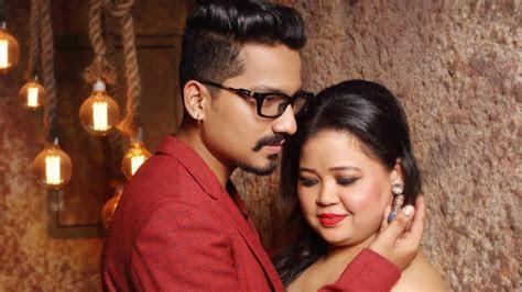 Bharti Singh?s wedding details: Fuschia lehenga, web