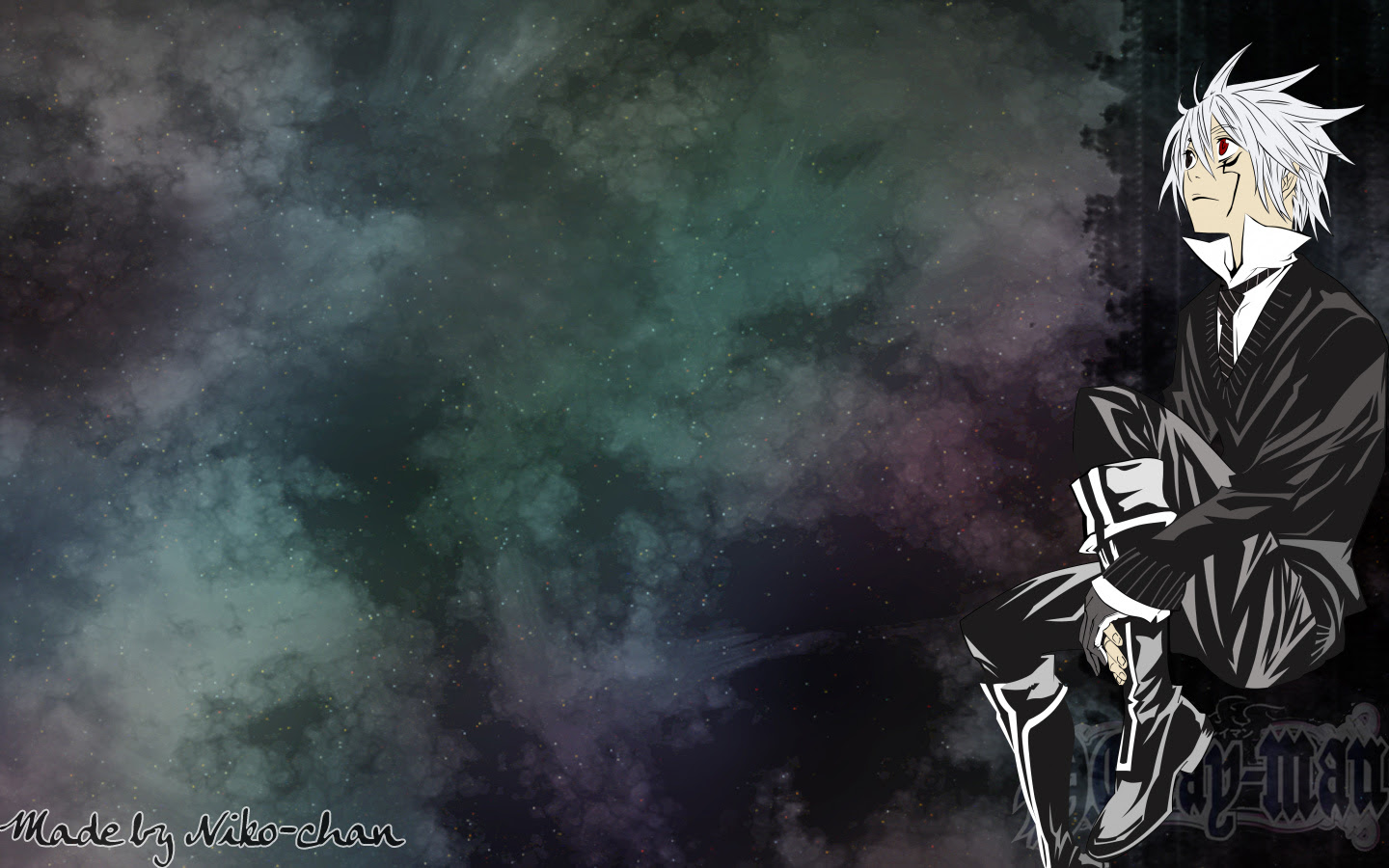 D Gray Man Wallpaper Allen Walker Wallpaper Ii Minitokyo