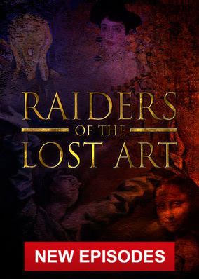 Raiders Of The Lost Art - Season 2