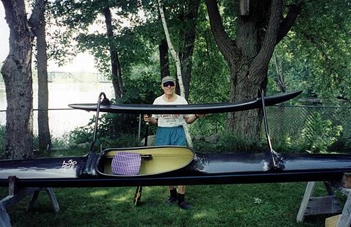 Detail Kayak outrigger plans | Ronia