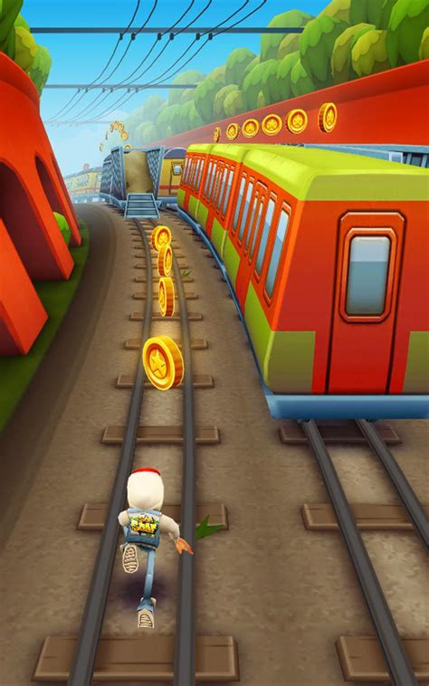 subway surfers  android    software