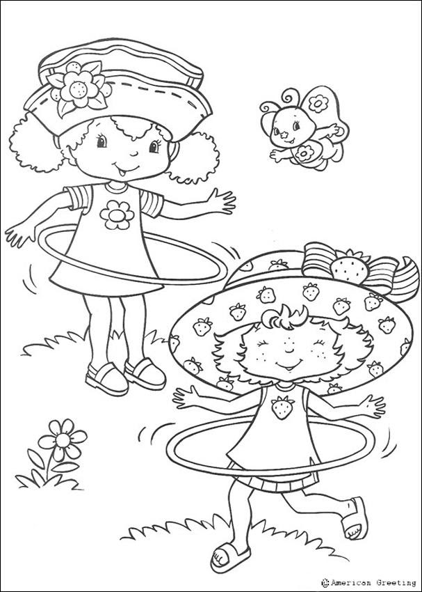 çilek Kız Boyama Sayfaları Yazıcıdan çıkart Ihvan Forum özgür