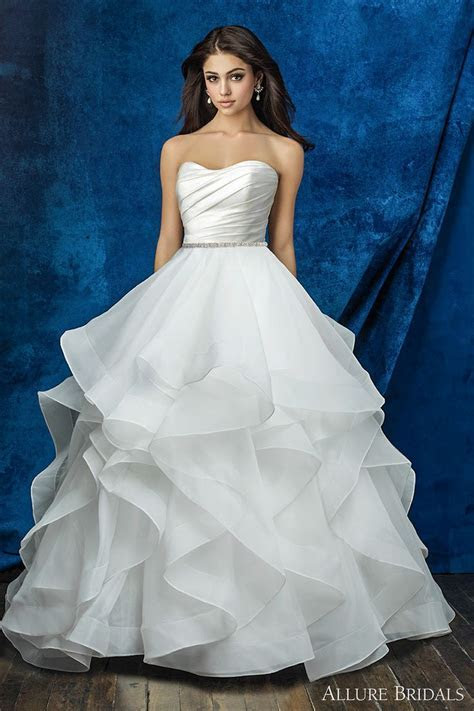 1000  images about Allure Bridal Gowns in Stock on