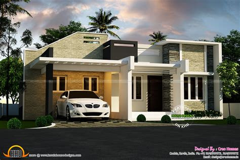 beautiful small house plans kerala home design house