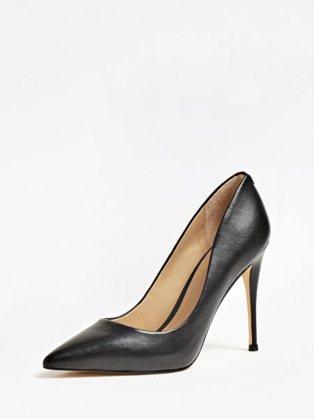Escarpin Okley Cuir Veritable