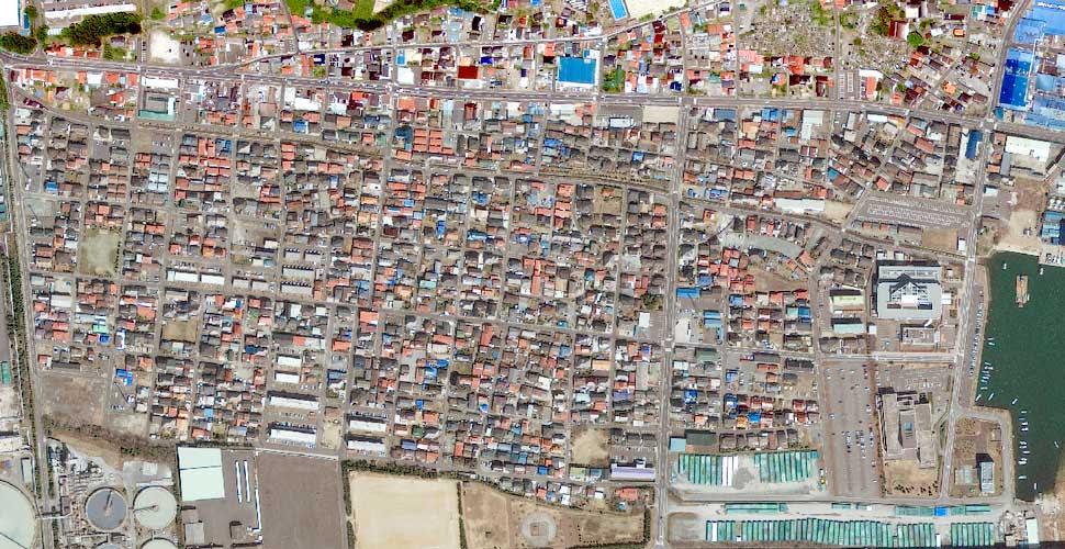 Kumpulan Foto Satelit Wilayah Jepang Sebelum Dan Sesudah Tsunami, 12 Maret 2011