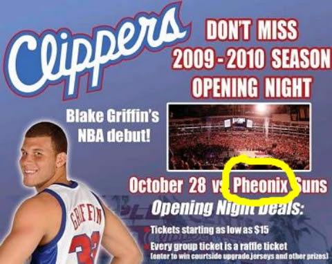 Clippers fail