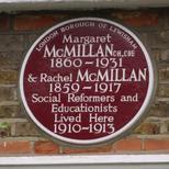 Margaret and Rachel McMillan