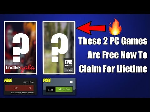 These 2 PC Games Are Free Now To Claim For Lifetime😱 (Free To Download)