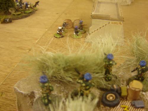 Paratroopers set overwatch