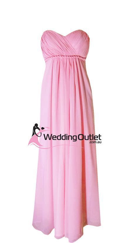 Pink Bridesmaid Dresses   WeddingOutlet.com.au