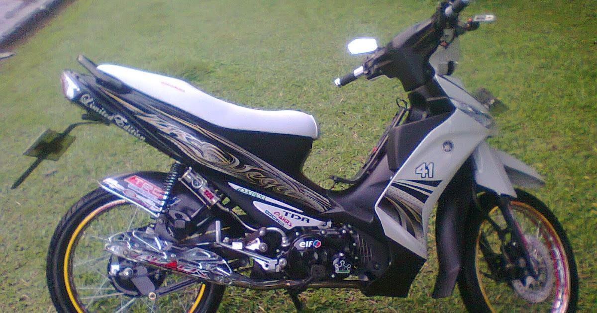 Modif Motor Yamaha Vega Modifikasi Motor Yamaha