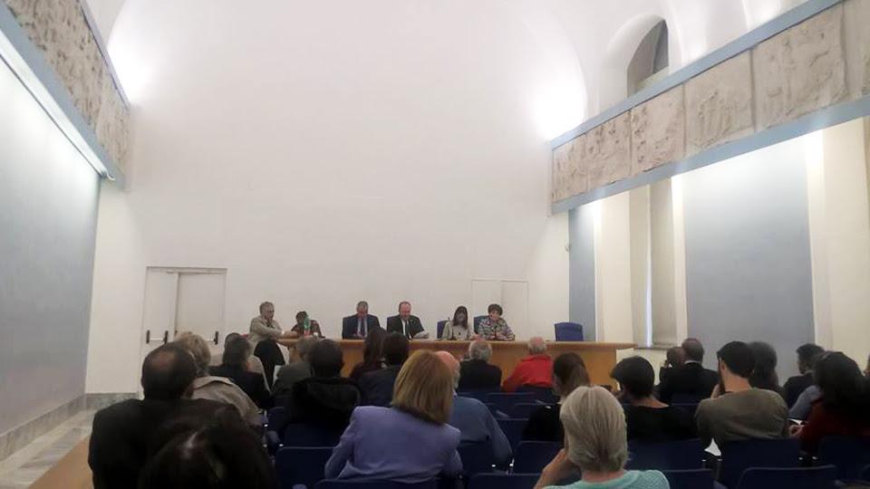 20 Maggio 2016 | Aula Magna dell'Accademia di Belle Arti di Napoli
