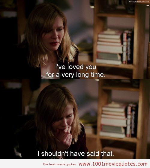 Eternal Sunshine of the Spotless Mind 2004  love quote