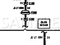 Repair Diagrams for 1996 Oldsmobile Ciera Engine ...
