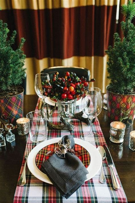 17 Best images about Plaid Winter Wedding on Pinterest