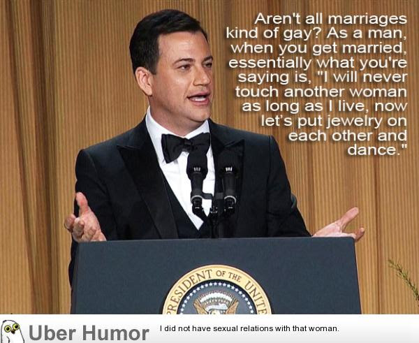 Jimmy Kimmel On Gay Marriage Funny Pictures Quotes Pics Photos