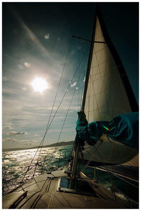 Sail #boat