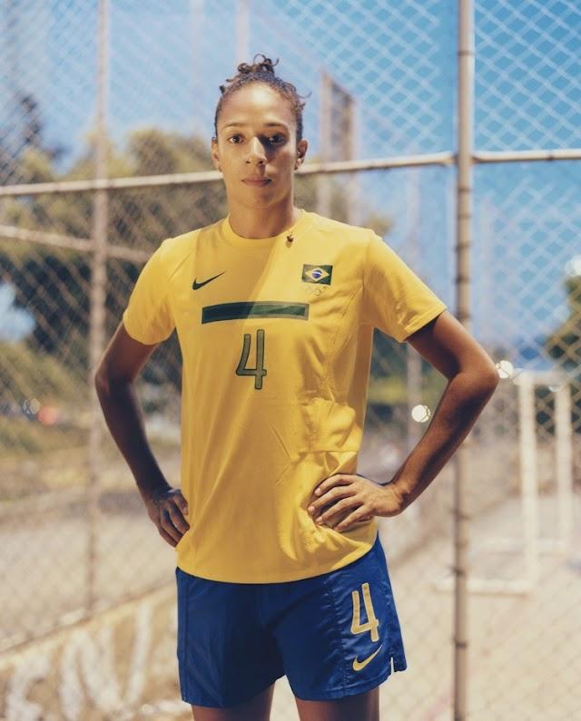 Heroínas do futebol: Aline Pellegrino #04