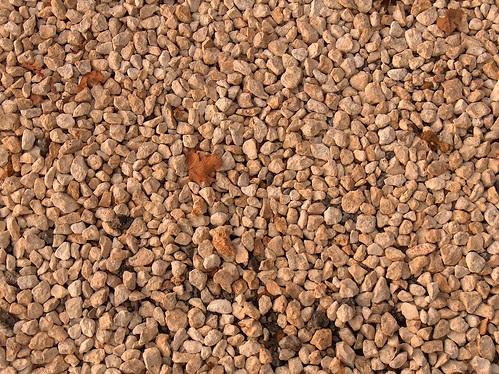 Wallpaper of gravel !