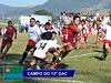 Seleção sub 19 de rugby do Brasil disputa amistoso nesta sexta-feira no 12º GAC