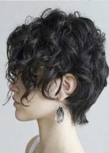 Gaya Rambut Pendek Yang Cocok Untuk Rambut Keriting Https Gayakeren Id