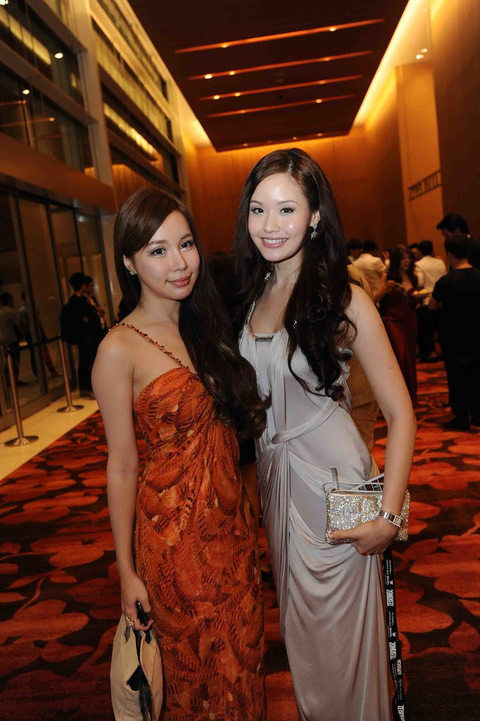 Ms. Dawn Yang, Ms. Rachel Kum