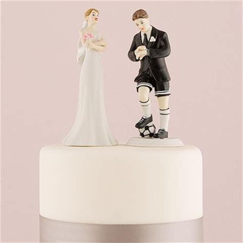 Soccer Player Groom Cake Topper   Weddingstar