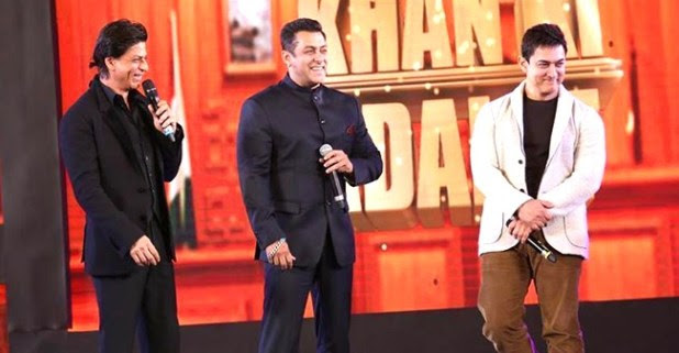 Aamir Khan, Salman Khan and Shah Rukh Khan have been meeting secretly: find out what they're upto