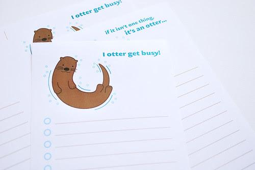 Otter Lists