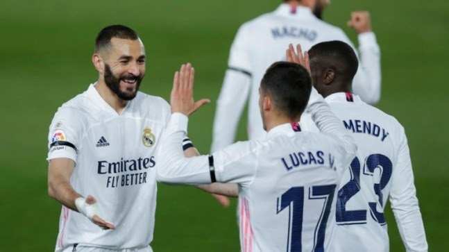 https://ift.tt/39Zj4Jw Clasico 2021: Real Madrid go top of La Liga after 2-1 win over Barcelona in thrilling finish