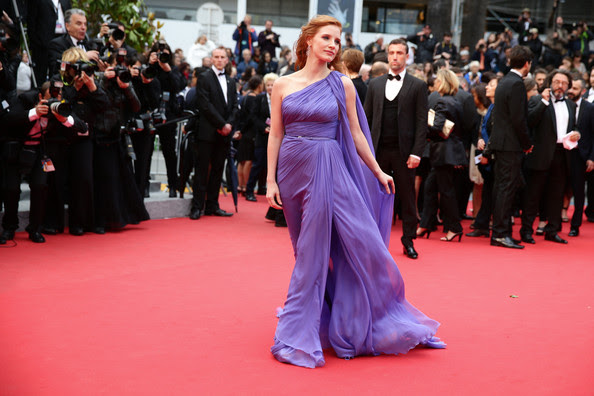 Jessica Chastain - 'Foxcatcher' Premieres at Cannes