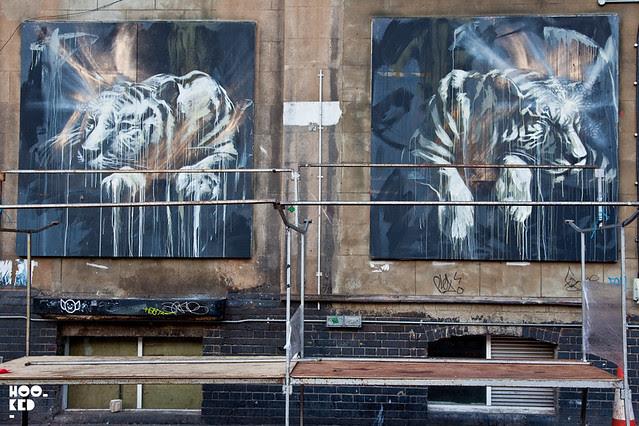 Faith47 New London Mural