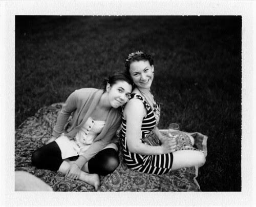 Dusk: Summer Picnic Winding Down