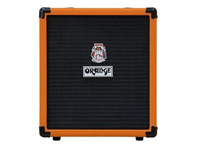 Orange Amps Crush Bass 25W Powerful Active Parametric EQ Guitar Combo Amplifier (Used, Damaged Retail Box) for $199